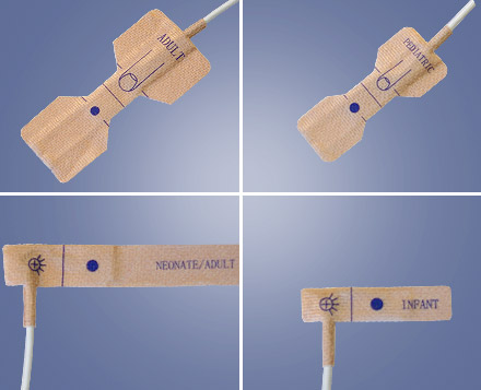 Disposable SpO2 Sensors | nuova GmbH medical division -